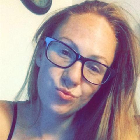 Een keertje sex met deze 32-jarige jongedame